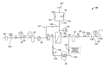 Water filtration system and method