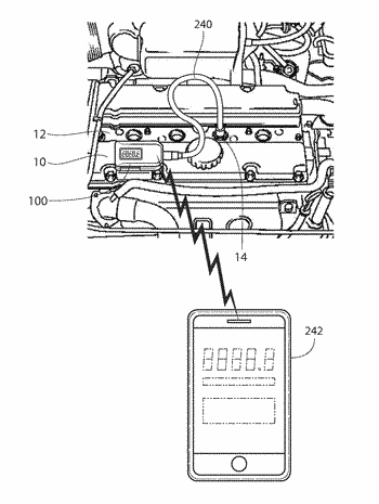 Wireless pressure testing system and methods of use