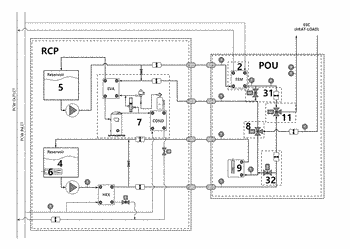 High-tech temperature control device for semiconductor manufacturing facility