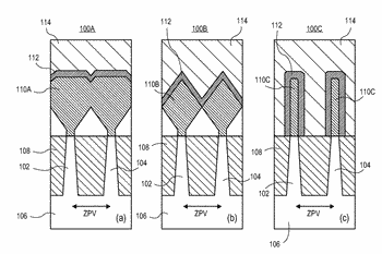 Confined epitaxial regions for semiconductor devices and methods of fabricating semiconductor devices having confined epitaxial ...