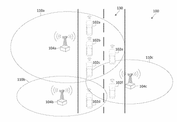 Vehicle positioning by signaling line-of-sight (los) vehicle information