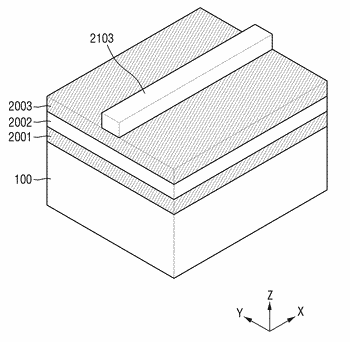 Etching composition and method for fabricating semiconductor device by using the same