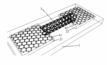 Method for connecting graphene and metal compound electrodes in carbon nanotube device through carbon-carbon covalent ...