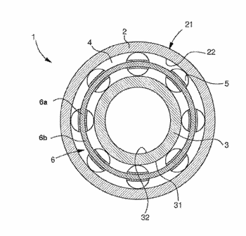 Superelastic balls for ball bearings and method of manufacture