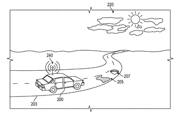 System and method for generating an environmental condition database using automotive sensors