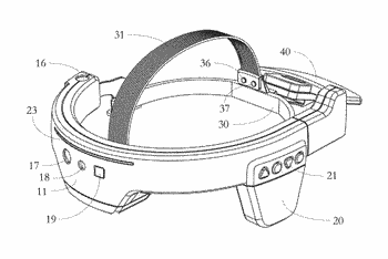 Integrated intelligent head-mounted device