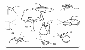 Systems and methods for creating and sharing a 3-dimensional augmented reality space