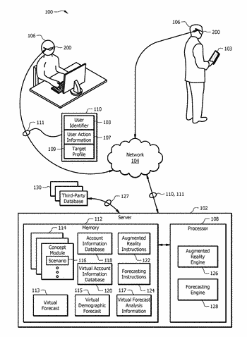 Virtual behavior training using augmented reality user devices