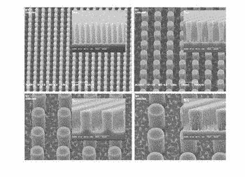 Super hydrophobic surface fabrication method