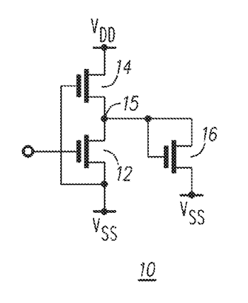 Cascode configured semiconductor component