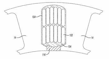 System and method for stator slot encapsulation using injected polymer