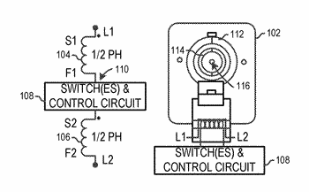Divided phase ac synchronous motor controller