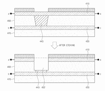 Printed circuit board and electronic device with the same