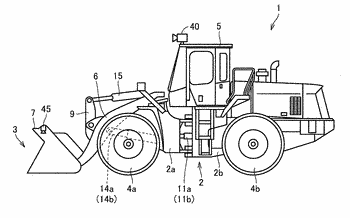 Control system for wheel loader, control method thereof, and method of controlling wheel loader